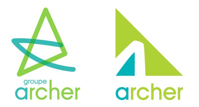Logos du Groupe Archer